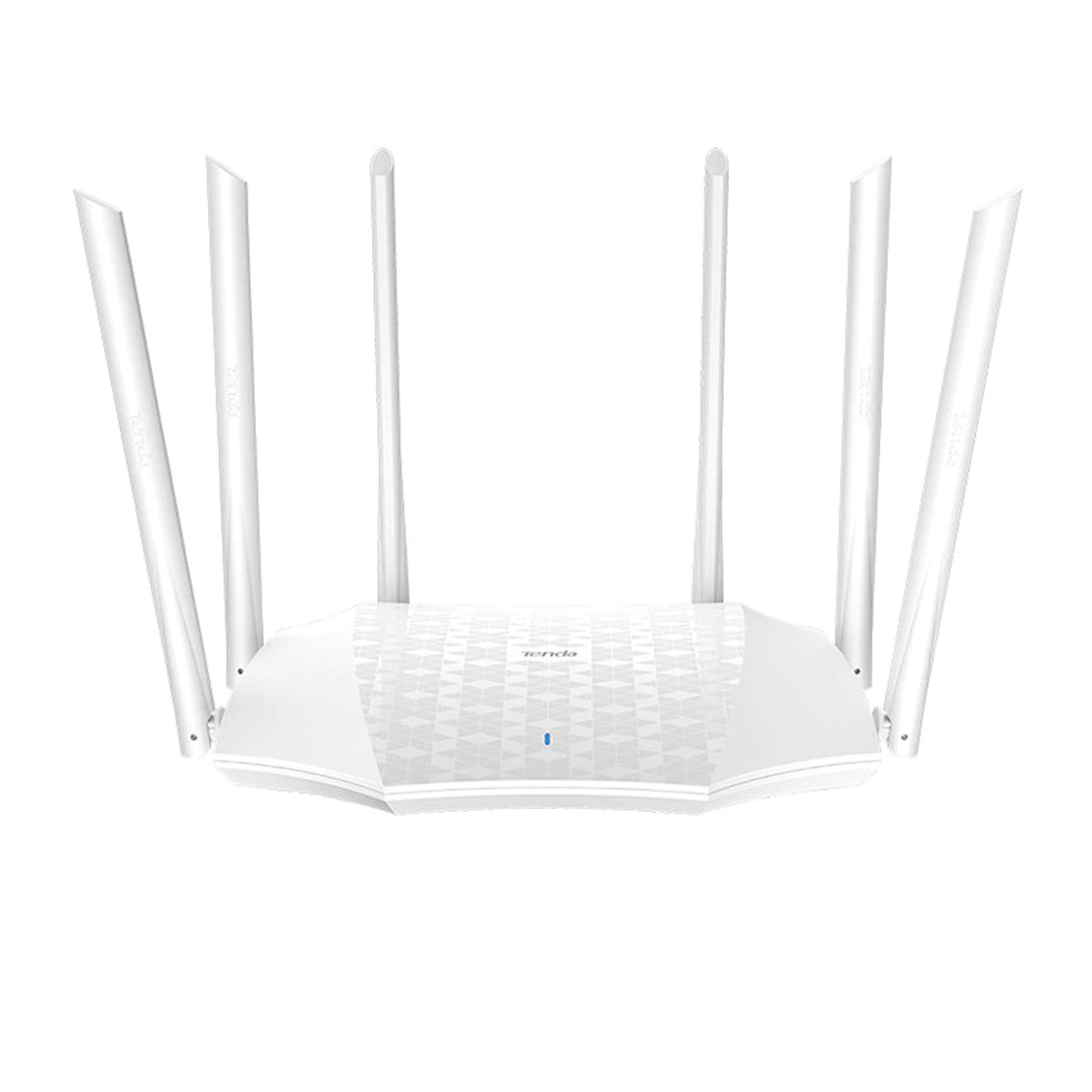 Wireless Router AC2100 Tenda AC20 (6*6dBi Antena, 1WAN - 3LAN Gigabit)